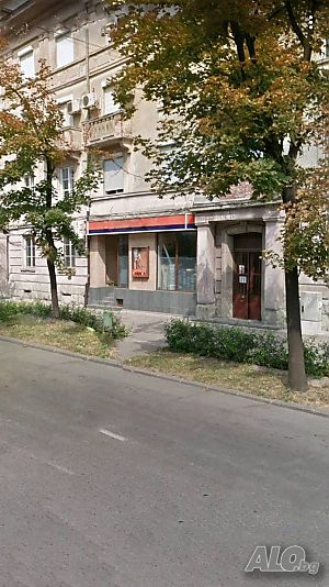 Търговски обект - магазин In a residential building 100 sq. m. Ground floor With storage area with WC Brick Ready (finished) | Shops | t. Dimitrovgrad
